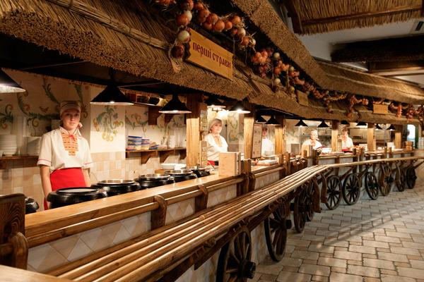Где недорого поесть в Одессе