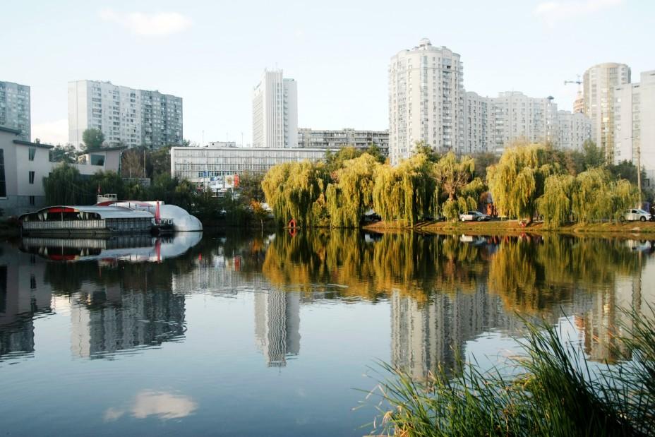 Голосеевский парк Киев