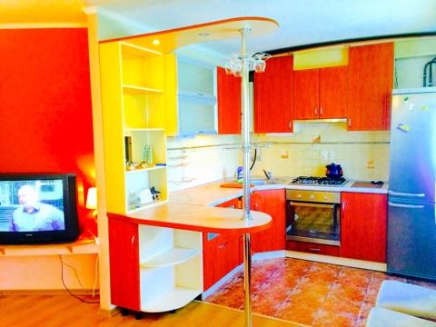 3-комнатная квартира посуточно в Черкассах. ул. Смелянская, 40. Фото 1